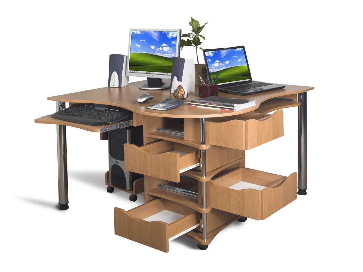 Комп'ютерний стіл Тіса-4 (Ексклюзив-4)