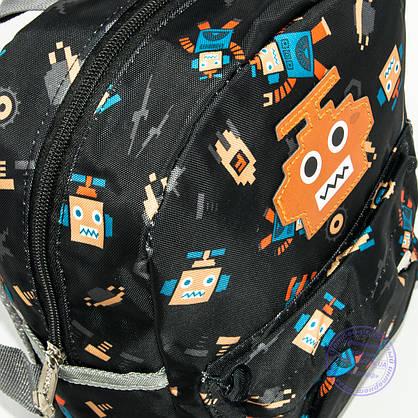 Детский рюкзак для мальчиков и девочек - черный - 135, фото 3