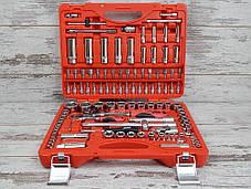 Набор инструментов JTC H110B-R72 (110 предметов)