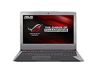 "Ноутбук ASUS ROG G752VT (G752VT-TH71) 17.3"" i7-6700HQ(2.60 GHz) 24GB 1TB NVD 970M W10 Гарантия!(Витринный)"