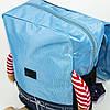 Детский рюкзак для мальчика и девочки - голубой - 138, фото 2