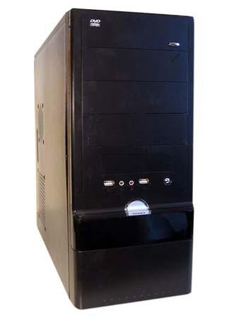Компьютерный корпус FrimeCom SB 303, MidiTOWER ATX 400W