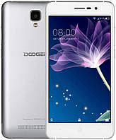 "Doogee X10 Silver 0.5/8 Gb, 5"", MT6570, 3G"