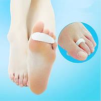 Смягчающий защитный гелевый вкладыш под пальцы стопы