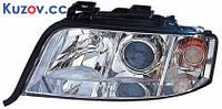 Фара Audi A6 C5 01-05 левая (DEPO) 1327094E
