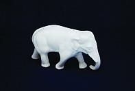 Статуэтка слон керамическая h=120мм  С45