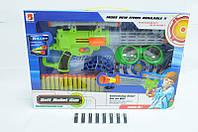 Детский автомат 582А,  паралоновые пули