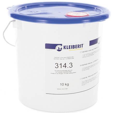 Клей Клейберит 314.3 Д4 однокомпонентний клей (відро 10 кг), Німеччина, фото 2