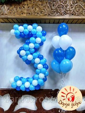 №47 Композиция из воздушных шаров Днепр