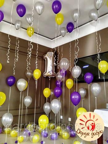 №48 Композиция из воздушных шаров Днепр - Даруй добро в Днепре