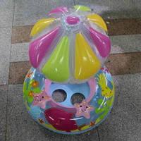 Лодочка с ножками BT-IG-0039 с зонтиком 80см кул.ш.к./120/(BT-IG-0039)