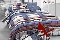 Комплект постельного белья Свобода (TAG-173е) евро