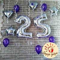 №51 Композиция из воздушных шаров Днепр