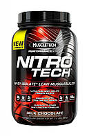 Изолята сывороточного протеина Muscletech Nitrotech 908g