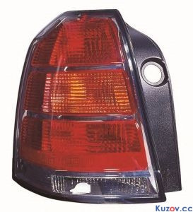 Фонарь задний Opel Zafira 05-06 левый (Depo) 442-1948L-UE 93183065
