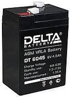 Батарея 6V4.5