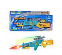 """Детский автомат """"Снайпер"""" 7444 р.63,5*24,5*6 см, свет., муз."""