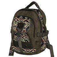 Стильные рюкзаки для школьников и студентов  14006-1