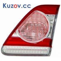 Фонарь задний Toyota Corolla 10-12 правый, внутренний (Depo) 112-1311R-LD-UE 8159102340