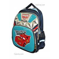 Рюкзак школьный ( спиннер в подарок) для мальчика Тачки G1608-0612a