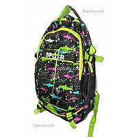 Рюкзак школьный ( спиннер в подарок) , спортивный G1608-8210a
