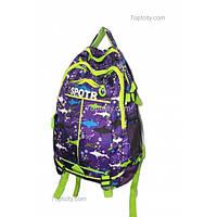 Рюкзак школьный ( спиннер в подарок) , спортивный G1608-8210b