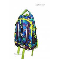 Рюкзак школьный ( спиннер в подарок) , спортивный G1608-8209a