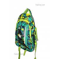 Рюкзак школьный ( спиннер в подарок) , спортивный G1608-8209b