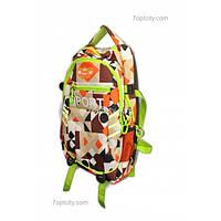 Рюкзак школьный ( спиннер в подарок) , спортивный G1608-8169c