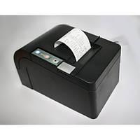 Принтер чеков Xprinter XP-T58K без автообрезки USB