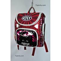 Рюкзак школьный ( спиннер в подарок) Трансформер Cat G1608-A3a