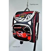 Рюкзак школьный ( спиннер в подарок) для мальчика Трансформер Super Speed G1608-A10a