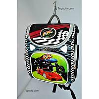Рюкзак школьный ( спиннер в подарок) для мальчика Трансформер FX G1608-A9a