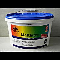 Краска Mattlatex   7кг  TOTUS