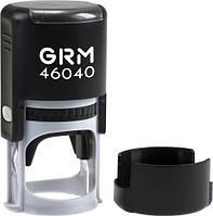 Оснастка пластиковая GRM 46040, d=40 мм, с черным футляром