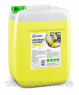 "Очиститель салона Grass ""Universal cleaner"", 20 кг."