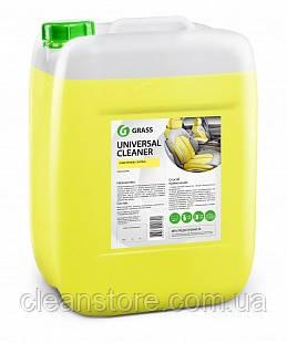 """Очиститель ковровых покрытий Grass """"Universal cleaner"""", 20 кг., фото 2"""