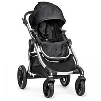 Прогулянкова коляска Baby Jogger City Select - Srebrna Rama Onyx BJ20410