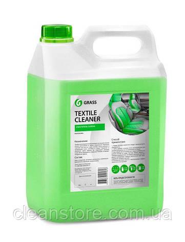 "Очиститель салона Grass ""Textile cleaner"", 5,4 кг., фото 2"