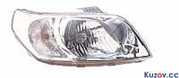 Фара Chevrolet Aveo 08-11 хетчбек правая (FPS) механич.