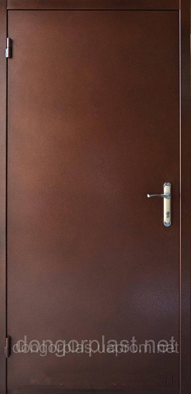Технические металлические входные двери - ООО «Донгорпласт» в Киеве