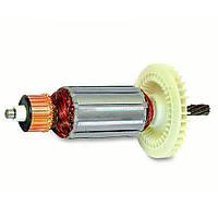 Якорь миксера ИжМаш Industrialline ЕМС-1250 вт, 43*178 7-з. влево 9.5 мм