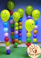 №31 Капитошка из воздушных шаров Днепр