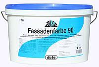 Дуфа-фасадная F90 2.5л краска