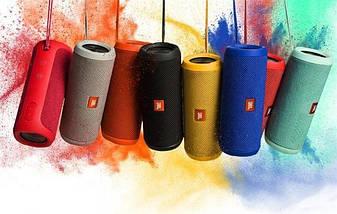 Колонка портативная беспроводная JBL Flip 3, влагозащитная Bluetooth акустика, Реплика супер качество, фото 2