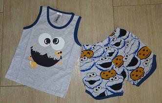 Летняя пижама для мальчиков