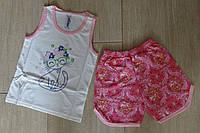 Спальный комплект - шорты и майка Китти