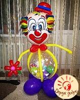 №36 Клоун з повітряних куль 1,2 м Дніпро