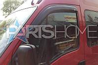 Ветровики на окна Renault Master 1997-2010 (Передние)