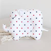 """Подушка для новорожденных """"Слоненок"""""""